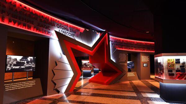 Лучших музейных добровольцев отметили в Музее Победы