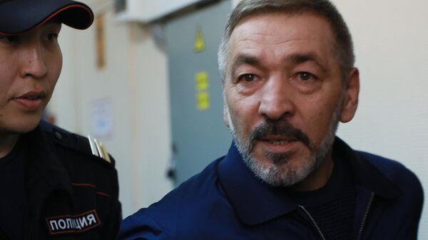 Бывший врио председателя правительства Республики Дагестан Абдусамад Гамидов в Лефортовском суде Москвы