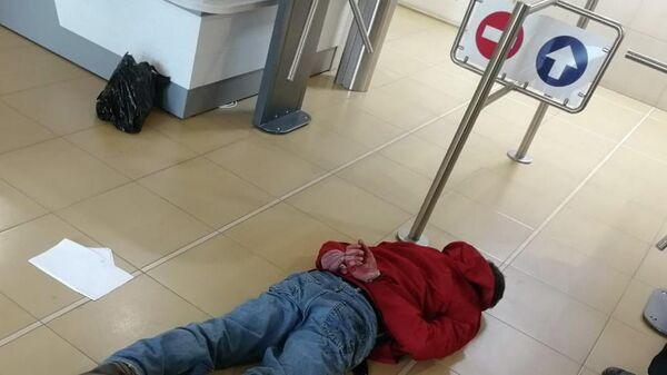 Мужчина, напавший на сотрудника администрации Южно-Сахалинска