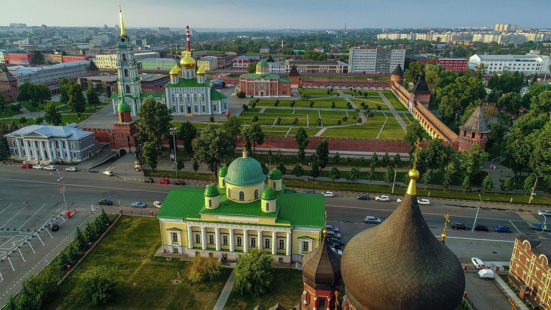Тульский кремль - РИА Новости, 1920, 05.08.2021