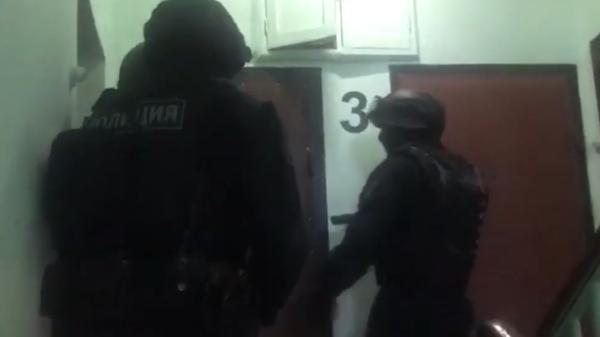 Задержание предполагаемых убийц спецназовца в Подмосковье