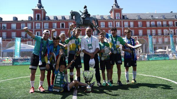 В Мадриде завершился Седьмой сезон Футбола для дружбы