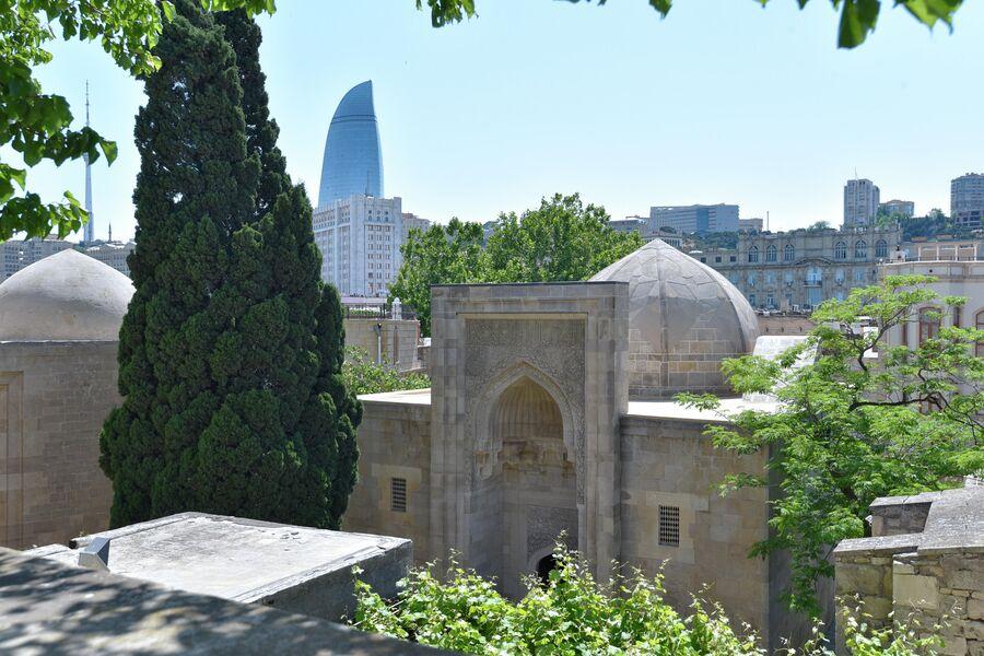 Дворцовый комплекс Ширваншахов в Баку