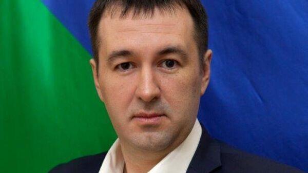 Заместитель главы Нягани (ХМАО) Виктор Манухин