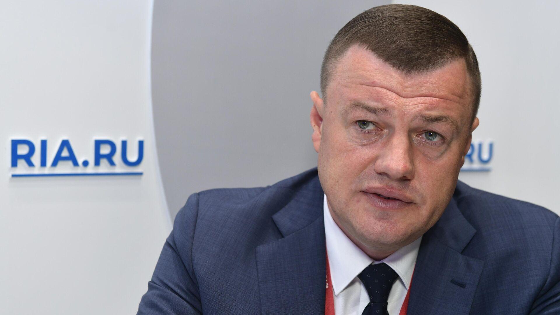 Никитин: опыт и профессионализм Егорова помогут региону добиться успехов
