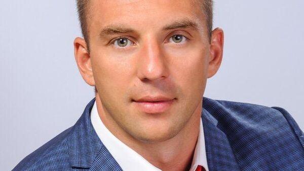 Депутат от КПРФ в Законодательном Собрании Пермского края Илья Кузьмин