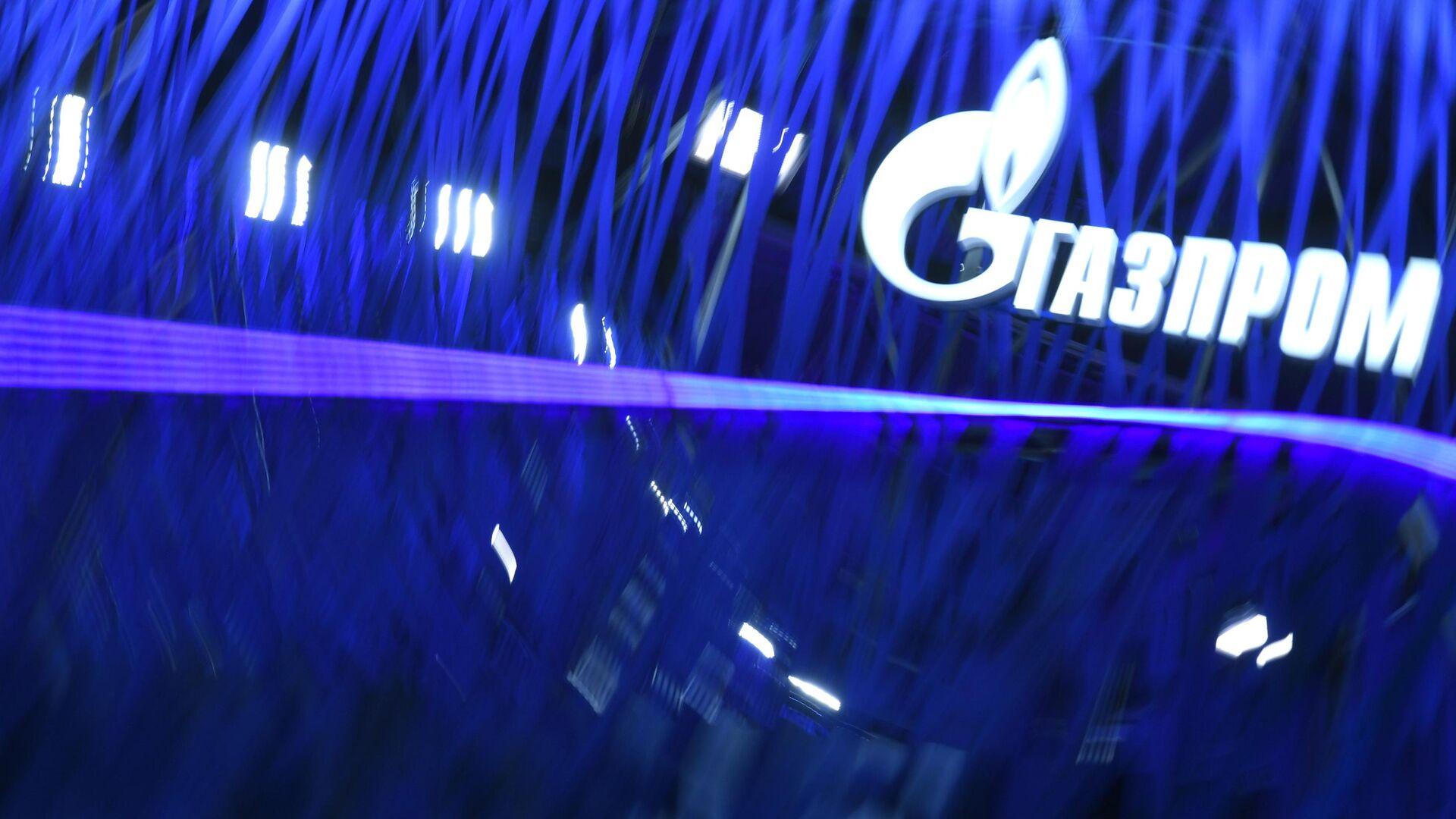 Стенд компании Газпром на Петербургском международном экономическом форуме 2019 - РИА Новости, 1920, 17.09.2021