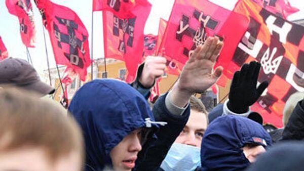 Украинские националисты. Архив