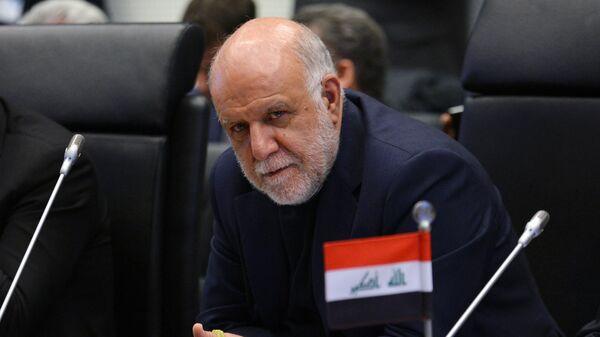 Министр нефти Ирана Бижан Намдар Зангане