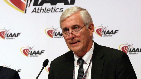 Глава инспекционной комиссии IAAF по контролю за действиями Всероссийской федерации легкой атлетики Руне Андерсен