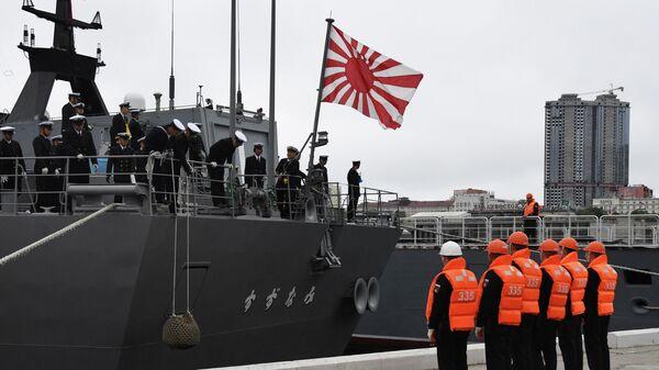 Морские силы самообороны (МССО) Японии