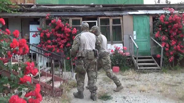 Операция ФСБ в Крыму