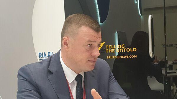 Губернатор региона Александр Никитин
