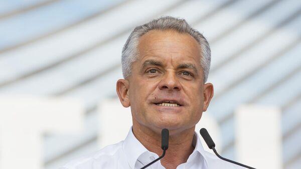 Лидер Демократической партии Молдавии Владимир Плахотнюк