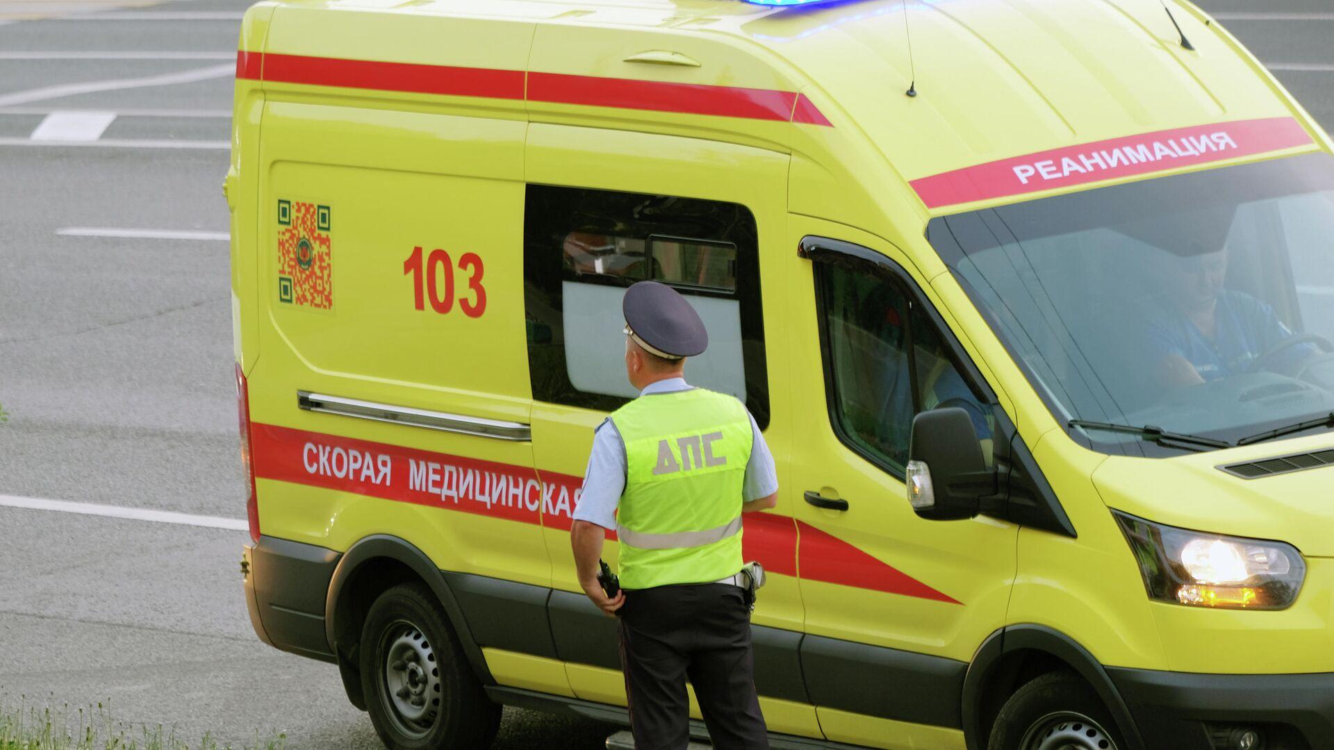 В Свердловской области грузовик задавил полуторагодовалую девочку, залезшую под колесо