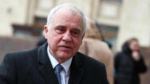 Посол Болгарии в России Атанас Крыстин