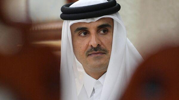 """В """"досье Пандоры"""" говорится об элитной недвижимости эмира Катара в Лондоне"""