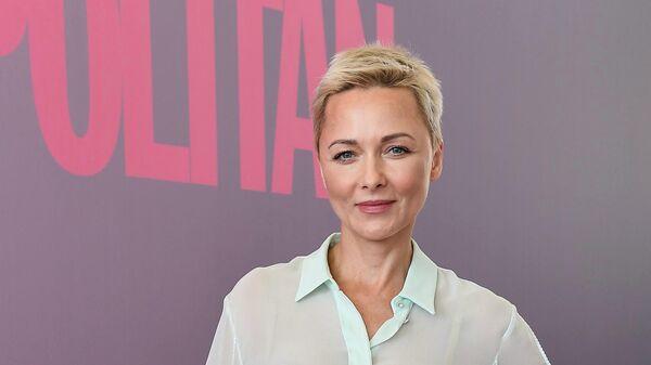 Актриса Дарья Повереннова