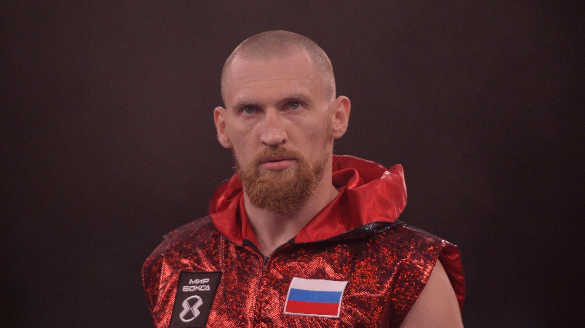 Боксерское шоу в Екатеринбурге - РИА Новости, 1920, 27.09.2021