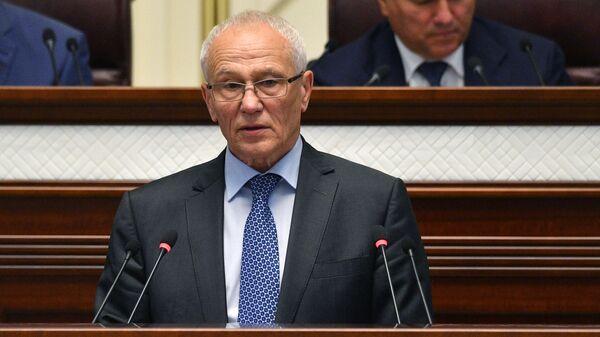 Григорий Рапота на 56-й сессии парламентского собрания Союзного государства России и Белоруссии в Минске