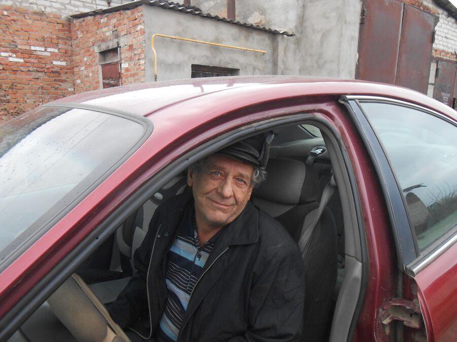 Александр Худяков работал водителем - его знает весь город