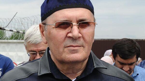 Глава чеченского отделения правозащитного центра Мемориал Оюб Титиев вышел на свободу по УДО. 21 июня 2019