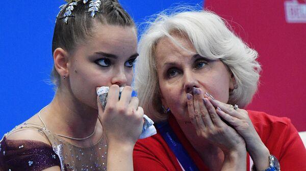 II Европейские игры. Художественная гимнастика. Индивидуальное многоборье