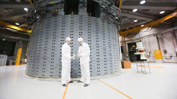 Петербургский институт ядерной физики