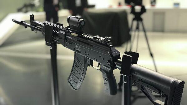 Гражданская версия АК-12