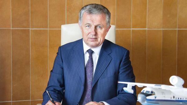 Генеральный директор авиакомплекса Ильюшин Юрий Грудинин