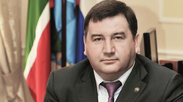 Министр транспорта и дорожного хозяйства Татарстана Ленар Сафин
