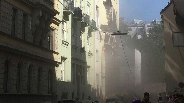 Последствия взрыва в Вене, Австрия. 26 июня 2019