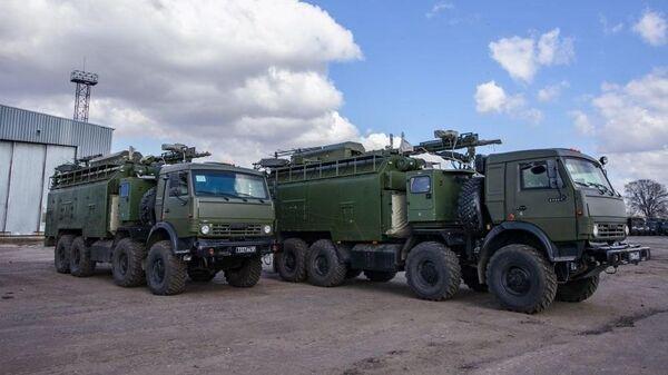 Российский комплекс радиоэлектронной борьбы Палантин
