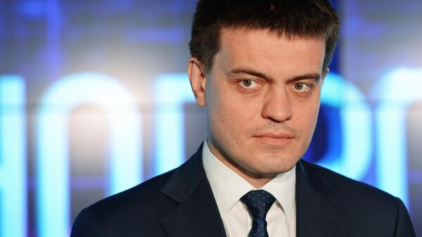 Министр науки и высшего образования РФ Михаил Котюков