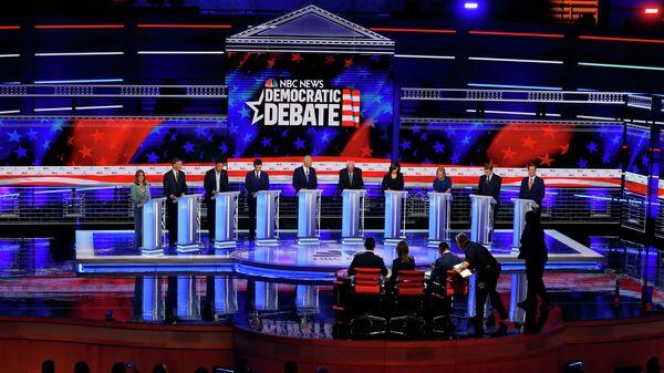 Подготовка к президентским выборам в США