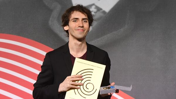 Лауреат I премии конкурса пианистов  XVI Международного конкурса имени П.И. Чайковского французский пианист Александр Канторов