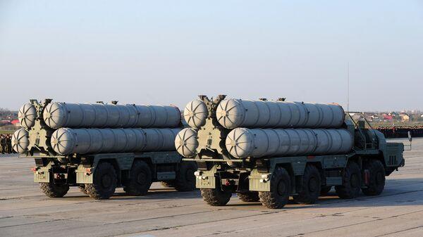 Зенитные ракетные системы С-400 Триумф