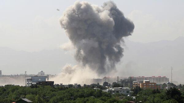 Взрыв в Кабуле, Афганистан. 1 июля 2019