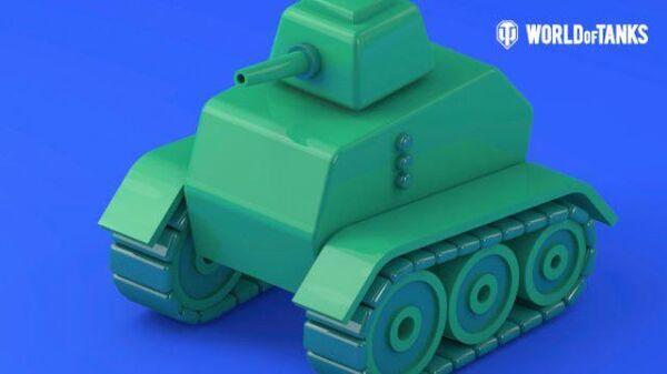Простая геометрия. Британские ромбовидные танки