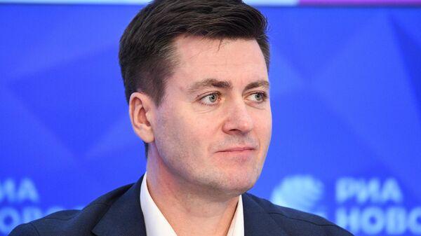 Первый заместитель руководителя Департамента культуры города Москвы Сергей Перов
