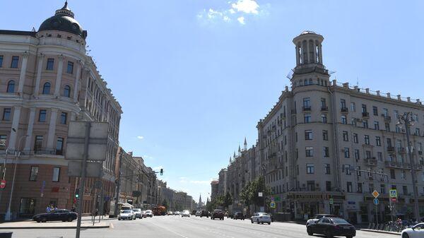 Тверская улица