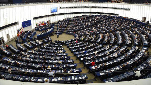 Сессия Европарламента