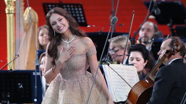 Оперная певица (сопрано) Аида Гарифуллина