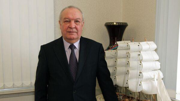 Генеральный директор судостроительного завода Северная верфь Игорь Пономарев