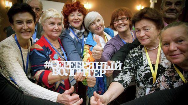 В Ульяновской области открылся центр серебряного волонтерства