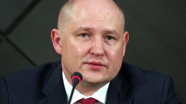 Временно исполняющий обязанности губернатора Севастополя Михаил Развожаев
