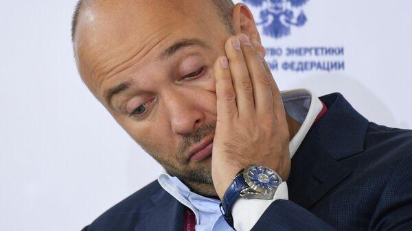 Председатель совета директоров и основатель нефтегазовой компании Новый поток Дмитрий Мазуров