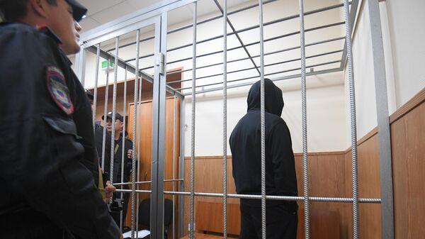 Олег Шишканов в суде