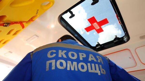 Фельдшер станции скорой медицинской помощи