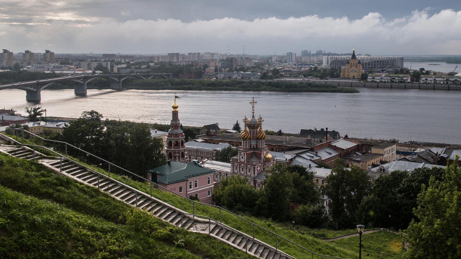 Церковь собора Пресвятой Богородицы в Нижнем Новгороде - РИА Новости, 1920, 21.09.2020